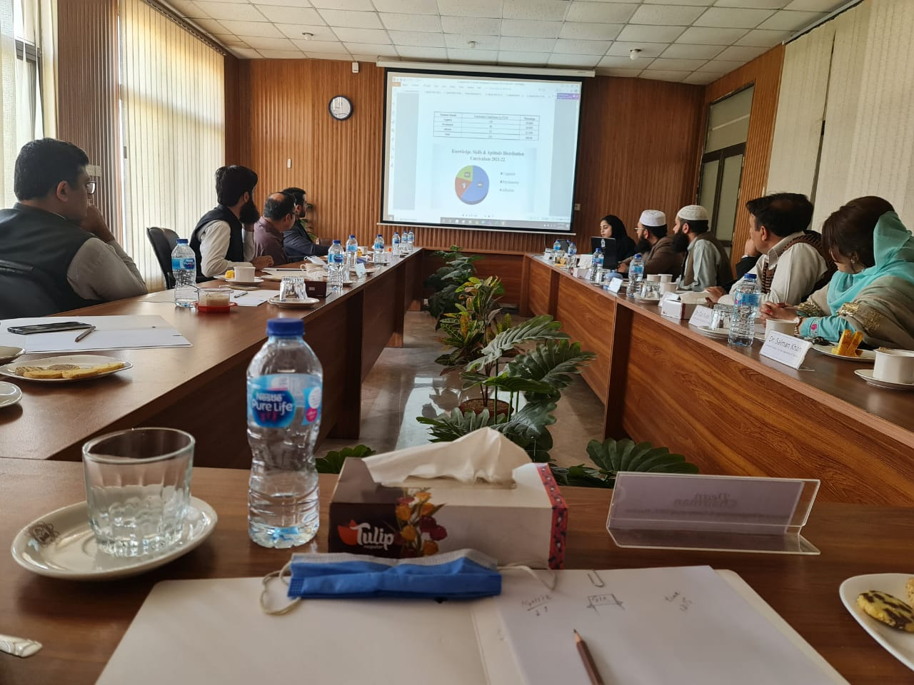 4th BOS Meeting of Electrical Engineering Department