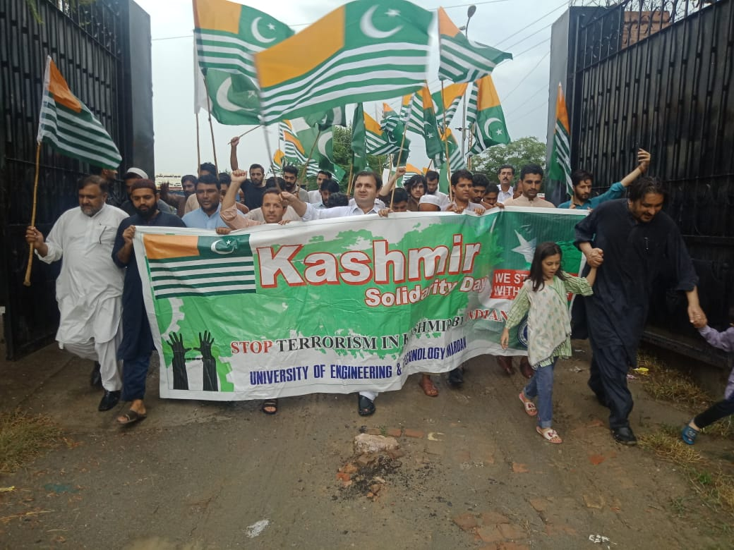 Kashmir Solidarity August 30, 2019