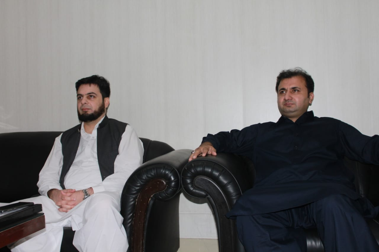 UET Mardan 1st Syndicate Meeting, August 08, 2019