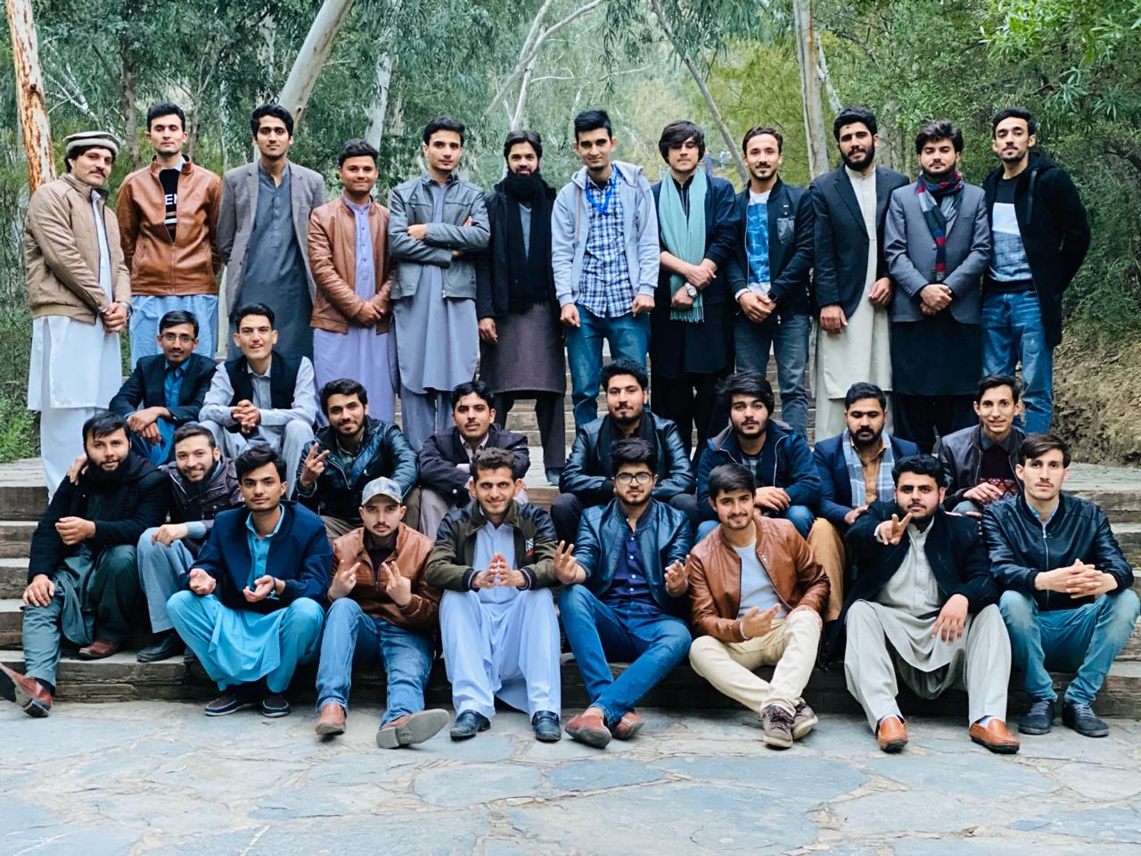 Study Tour to Malakand-III Power Plant