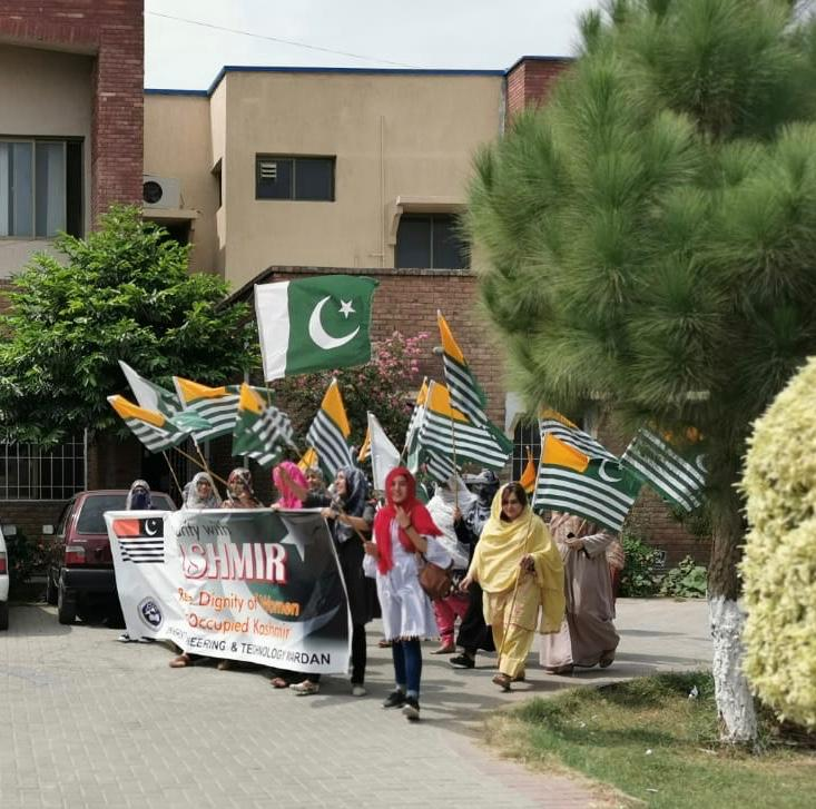Solidarity with Kashmir Sep 20, 2019