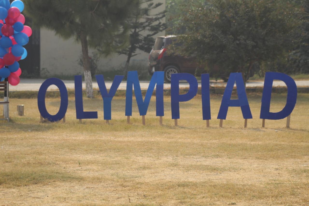 Mini Olympiad 2020